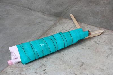 Guillermo Mora, 'El suelo habla?', 2011