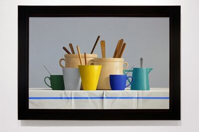 Janet Rickus, 'Still Life with 12 Spoons', 2017