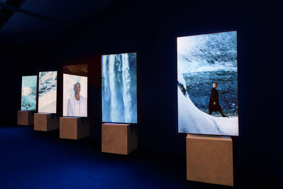 Isaac Julien, 'Stones Against Diamonds', 2015