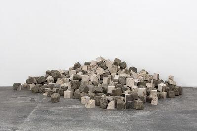 A Kassen, 'Cobblestone (Atlas)', 2016