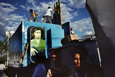Alex Webb, 'Oaxaca, Oaxaca, Mexico', 1990