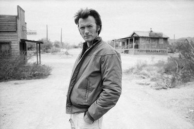 Terry O'Neill, 'Clint Eastwood'