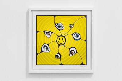 Andrea Harz, 'Observational Smiley', 2019