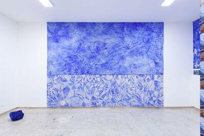 Mette Tommerup, 'Big Horizon Seam', 2017