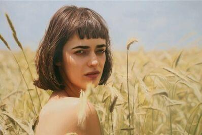 Yigal Ozeri, 'Untitled; Olya', 2014