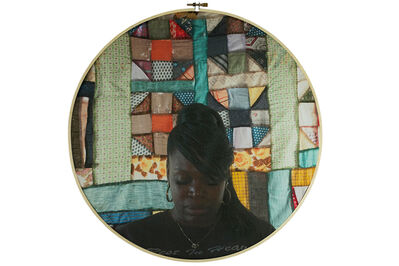 Letitia Huckaby, 'Rest in Heaven, She Said', 2020