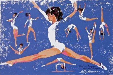 LeRoy Neiman, 'Nadia', 1976