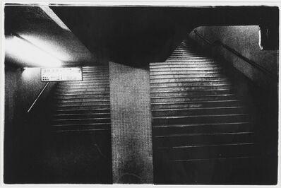 Daido Moriyama, 'Kiroku no.4 (Records no.4)', 1973