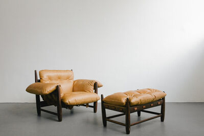 Sergio Rodrigues, 'Mole Chair', 1957