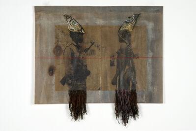 Tuli Mekondjo, 'Meme Nekaya (Spiritual Embodiment of Meme Nekaya)', 2020