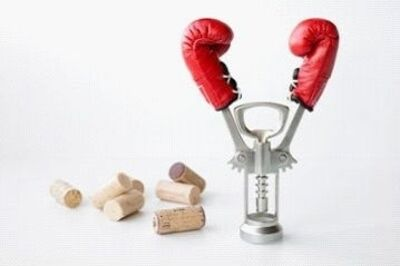 Garcia De Marina, 'Boxing Glove and Cork Screw', 2016