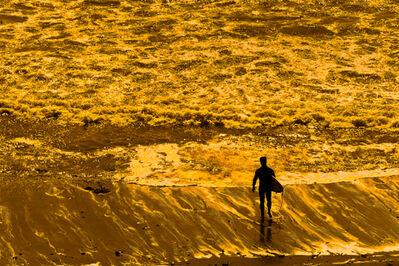 Richard Ehrlich, 'Malibu Surfers 3, Malibu, California', 2008