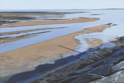 Richard Estes, 'Late Afternoon Tide, Provincetown II', 2005