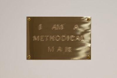 Maria Loboda, 'Methodical Man', 2019