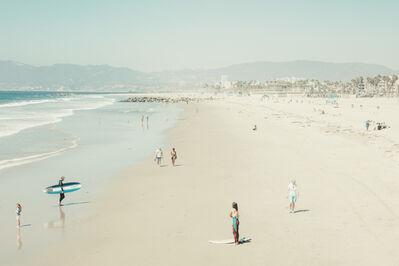 Ludwig Favre, 'California Venice Beach 2', 2020