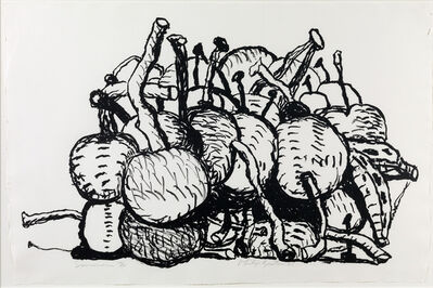 Philip Guston, 'Summer', 1980