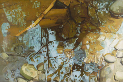 Ralph Wickiser, 'Coruscate', 1982