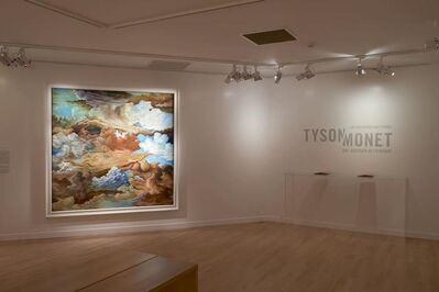 Keith Tyson, 'Exhibition view : Dialogue inattendu,  Musée Marmottan Monet, Paris - France', October 19th 2019 -March 1st 2020