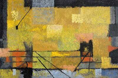 Carlos Pellicer, 'Sobre una estampa', 2017