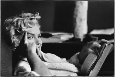 "Elliott Erwitt, '""Marylin Monroe""', 1954"