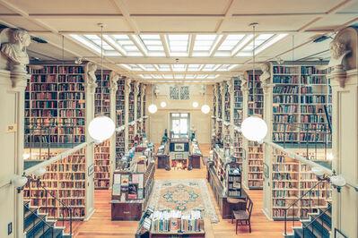 Franck Bohbot, 'The Providence Athenaeum Library #1, RI', 2015