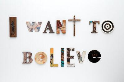 Tony Albert, 'I want to believe', 2020