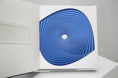 Seckin Pirim, 'Library Sculpture (Blue)', 2018