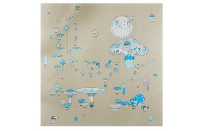 Takashi Murakami, 'Champignons', 1981