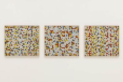Montez Magno, 'Mondrian's variations', 1995