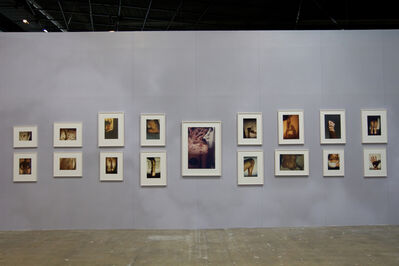 Birgit Jürgenssen, 'Untitled (Body Projection)', 1986-1988