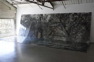 John Roloff, 'Slump (Orchard) I', 1997