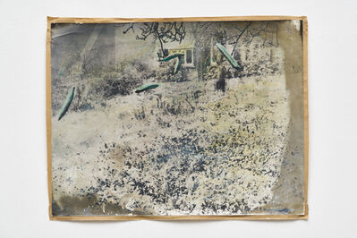 Johannes Brus, 'Gurkenparty', 1971 / 2010