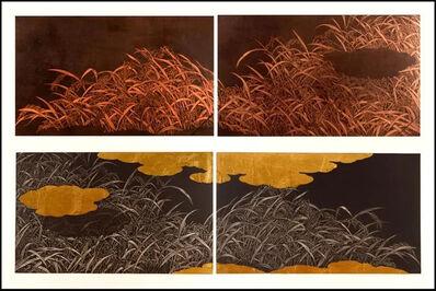 Katsunori Hamanishi, 'Silence Work no. 8 & Plates', 2003