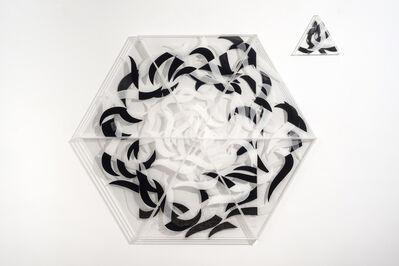 Brigita Huemer, 'Hexagon & Little Triangle', 2018