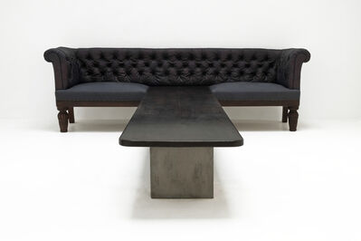 JAMESPLUMB, 'Chesterfield Table', 2014
