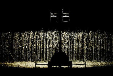 Mel Ziegler, 'An American Conversation (Drought, Mount Pleasant, TN)', 2013