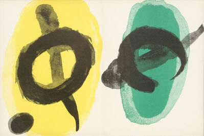 Joan Miró, 'Untitled from Derrière le Miroir ', 1961