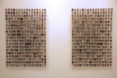 François Bucher, 'El Archivo Macondo (La curva del tiempo cero)', 2017