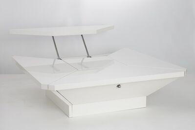 Francesco Cocchia, 'Coclea table', 1970