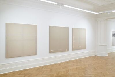 Matias Faldbakken, 'Untitled (Canvas #41)', 2011
