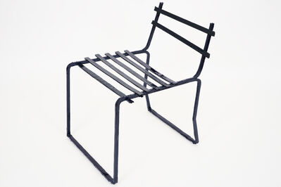 Jean-Pascal Flavien, ''Your furniture disgusts me' Chair', 2019