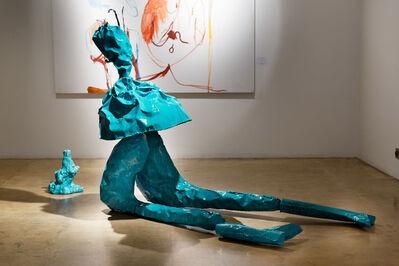 Ivan Gorshkov, 'Chrystal boots III (Rubber legs).', 2015