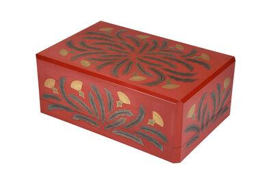 Hiroshi, 'Japanese Lacquer Box'