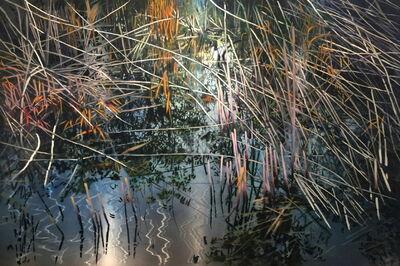 David T. Kessler, 'Silvered Reeds ', 2018