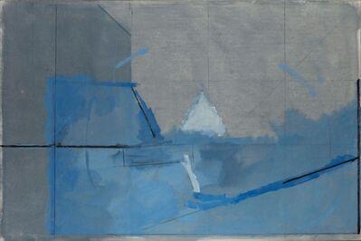 Gianfranco Pardi, 'La montagna Sainte Victoire'