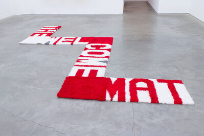 Rose Nolan, 'The Welcome Mat', 2007-2008