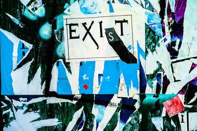 Jeff Baker, 'EXIsT', 2016