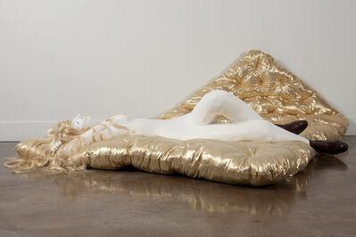 Elizabeth Jaeger, 'Platinum Musing I', 2011