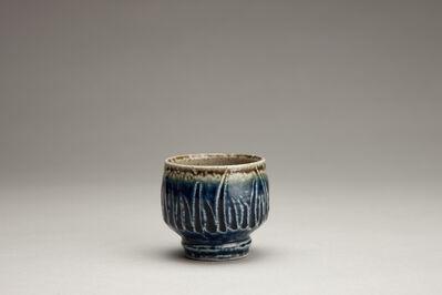 Tomoo Hamada, 'Sake cup, salt glaze', 2018