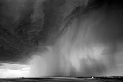 Mitch Dobrowner, 'Rainshafts, Woodlands County, AB ', 2017
